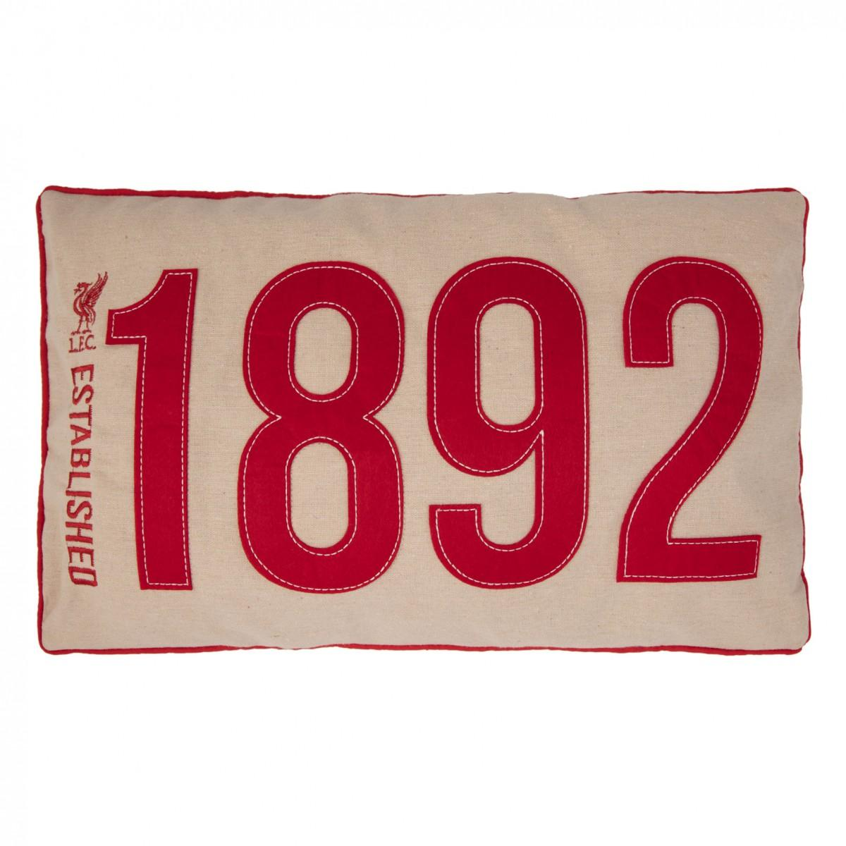 LIVERPOOL FC 1892 CUSHION