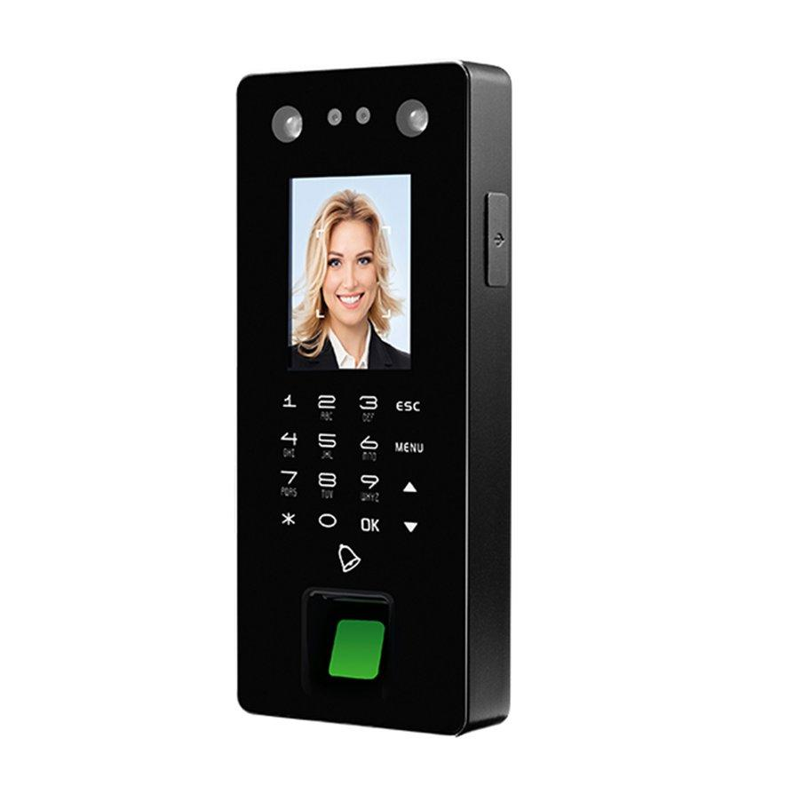 ANGEL Face Recognition Attendance Fingerprint Management Access Control System