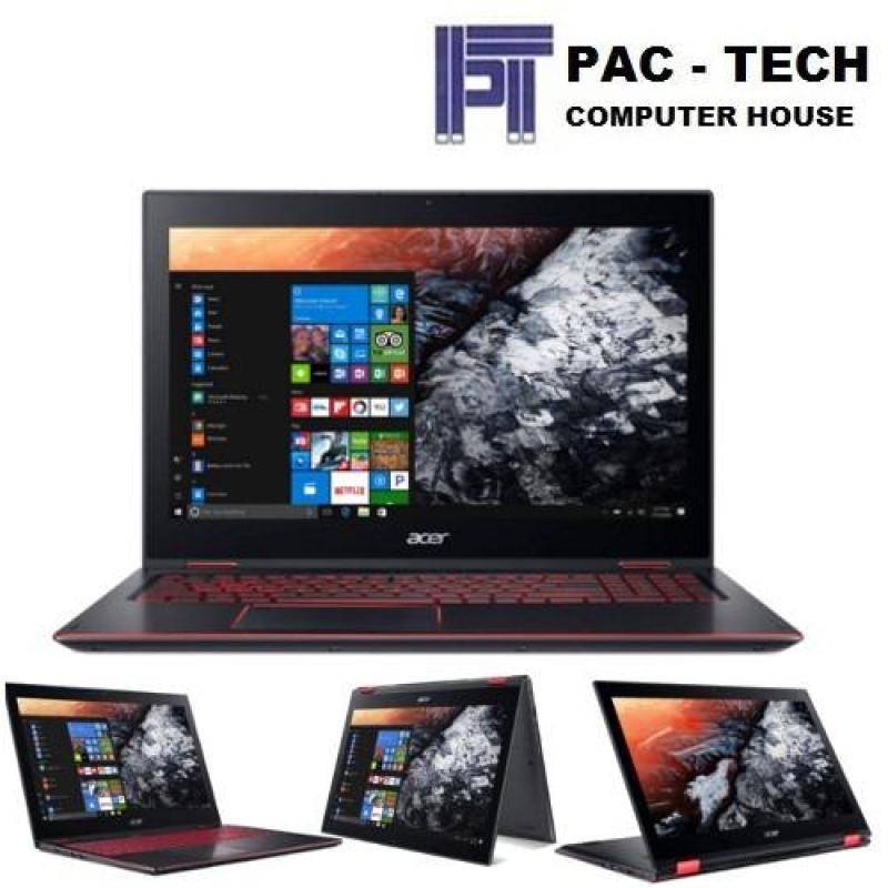 Acer Nitro 5 Spin 2-In-1 Gaming Laptop/i5-8250U/1TB HDD + 256GB SSD/16GB RAM/GTX1050/2 Years Warranty