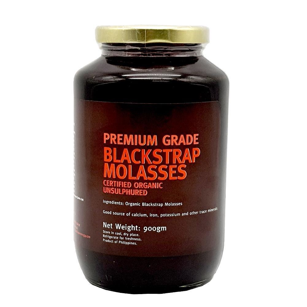 Dr Gram Organic Black Strap Molasses By Lifewinners Organic & Fine Foods.