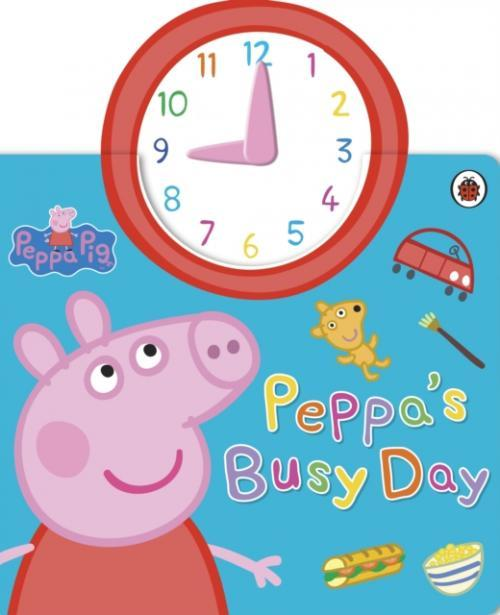 Peppa Pig: Peppas Busy Day (Author: , ISBN: 9780723271697)