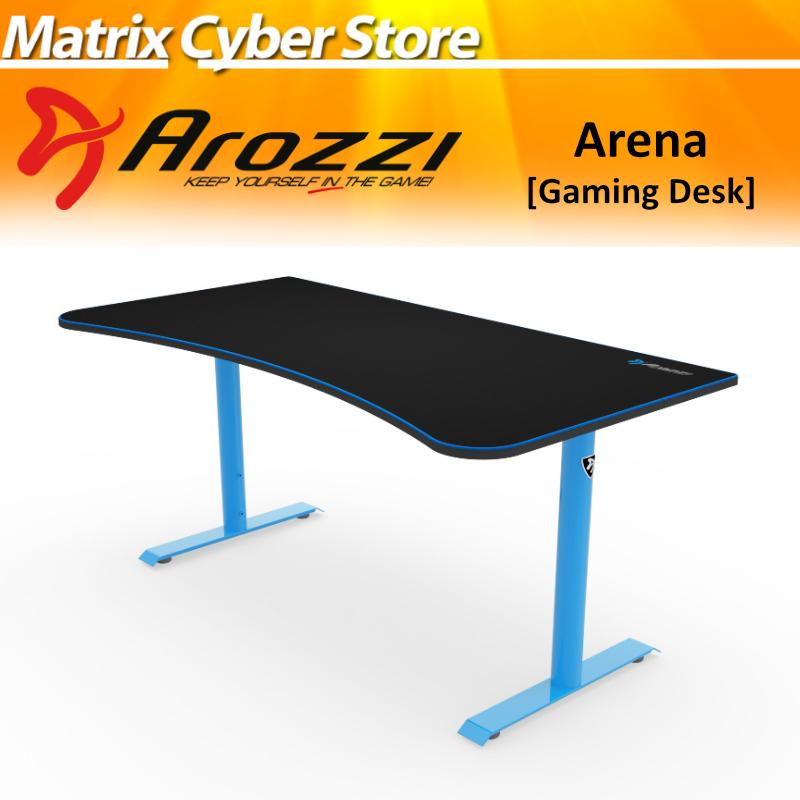 Arozzi Arena Gaming Desk [Free Delivery]