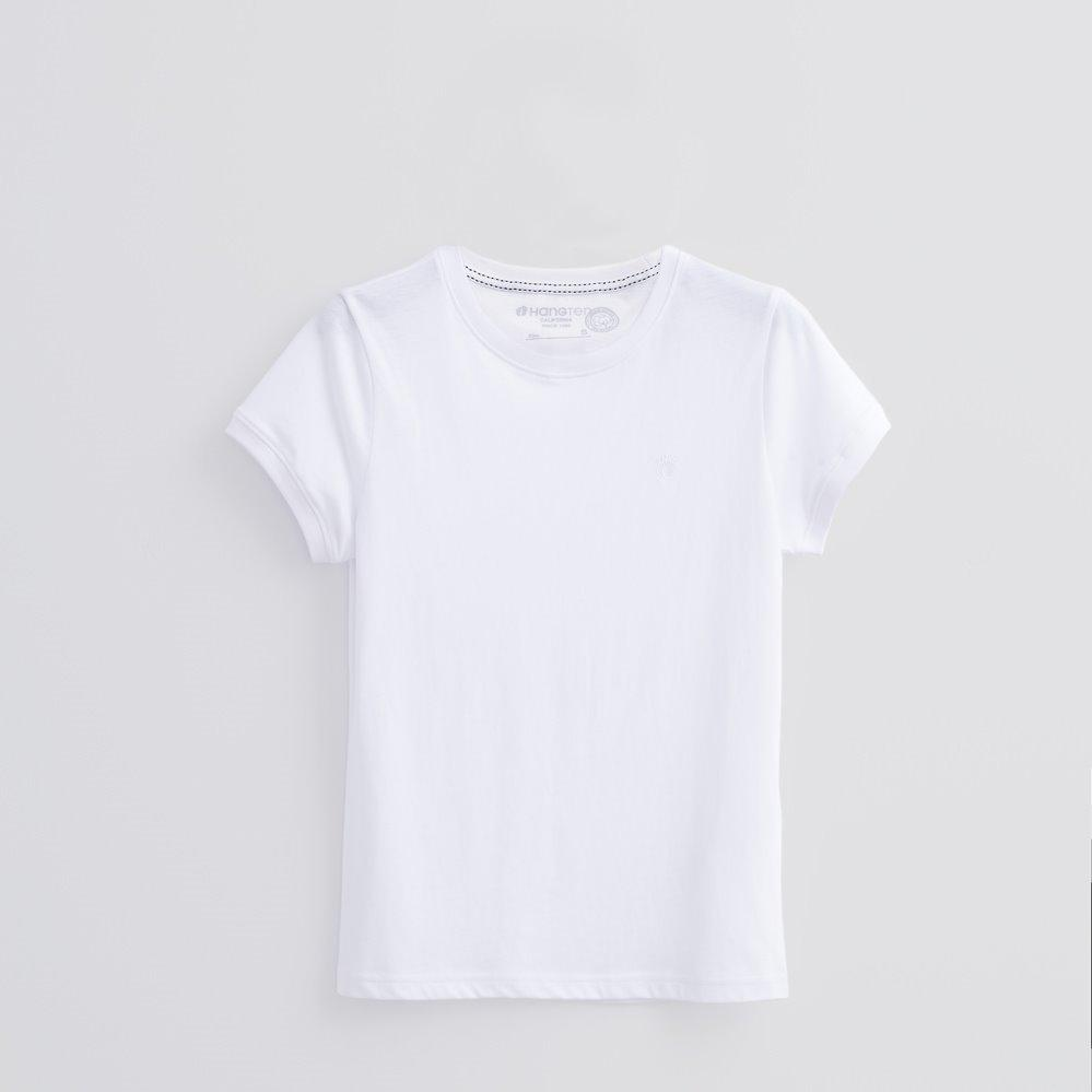 Where To Shop For Hangten Cotton Round Neckt Shirt