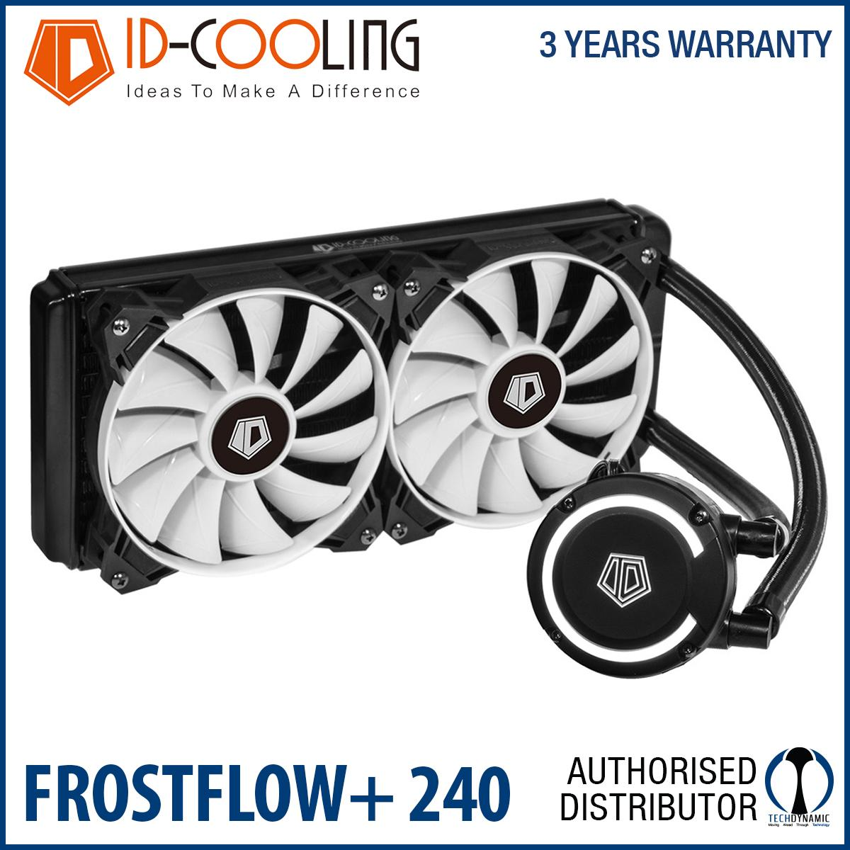 Sale Id Cooling Frostflow 240 Singapore Cheap
