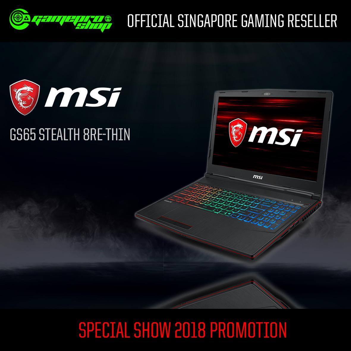 MSI GP63 Leopard 8RE-285SG (I7-8750H/8GB DDR4/128GB SSD+1TB HDD 7200RPM/6GB NVIDIA GTX1060 GDDR5/15.6FHD/W10)