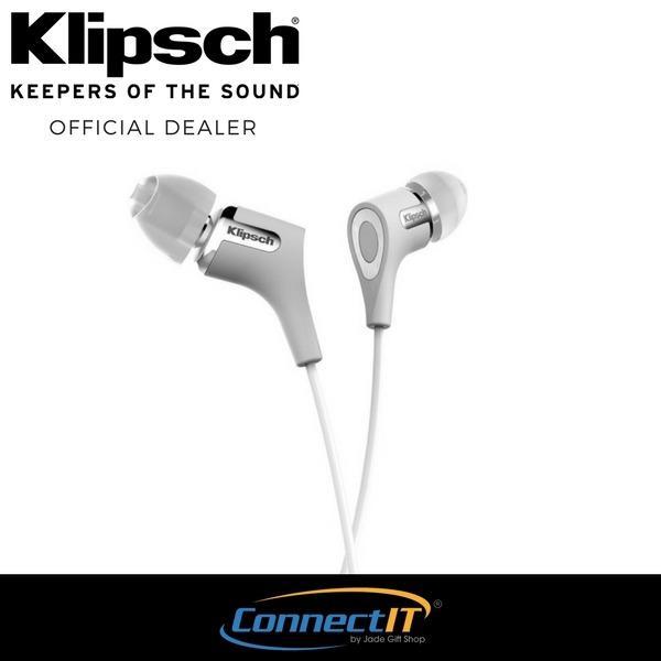 Klipsch R6 II In-Ear Headphone White In-Ear Headphone - White