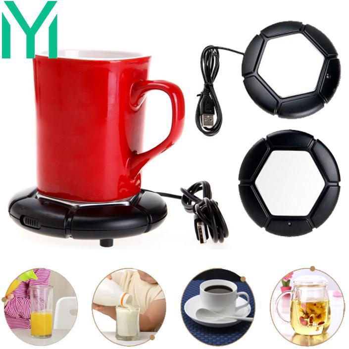 MYM Mat Mug Heater Electronics Waterproof USB Heat Up Warmer Warm Up