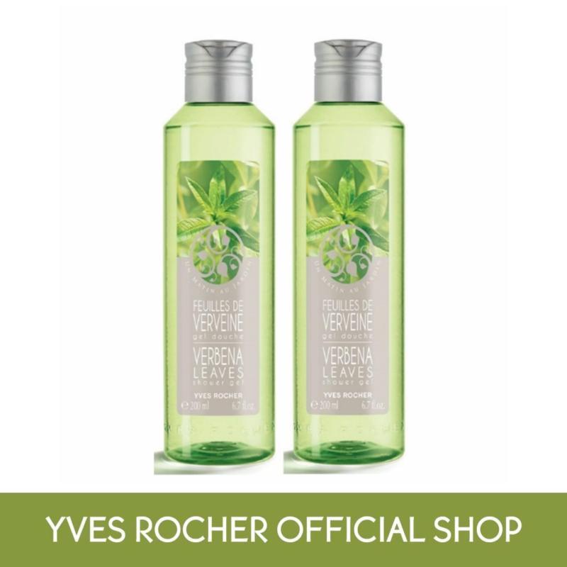 Buy Yves Rocher Twin Set of Verbena Shower Gel 200ml Singapore