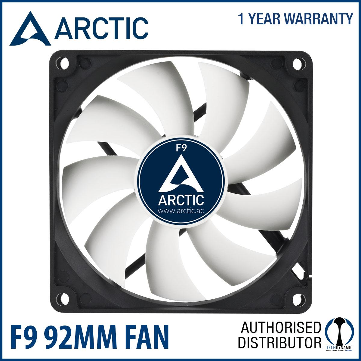 Top Rated Arctic F9 92Mm Fan