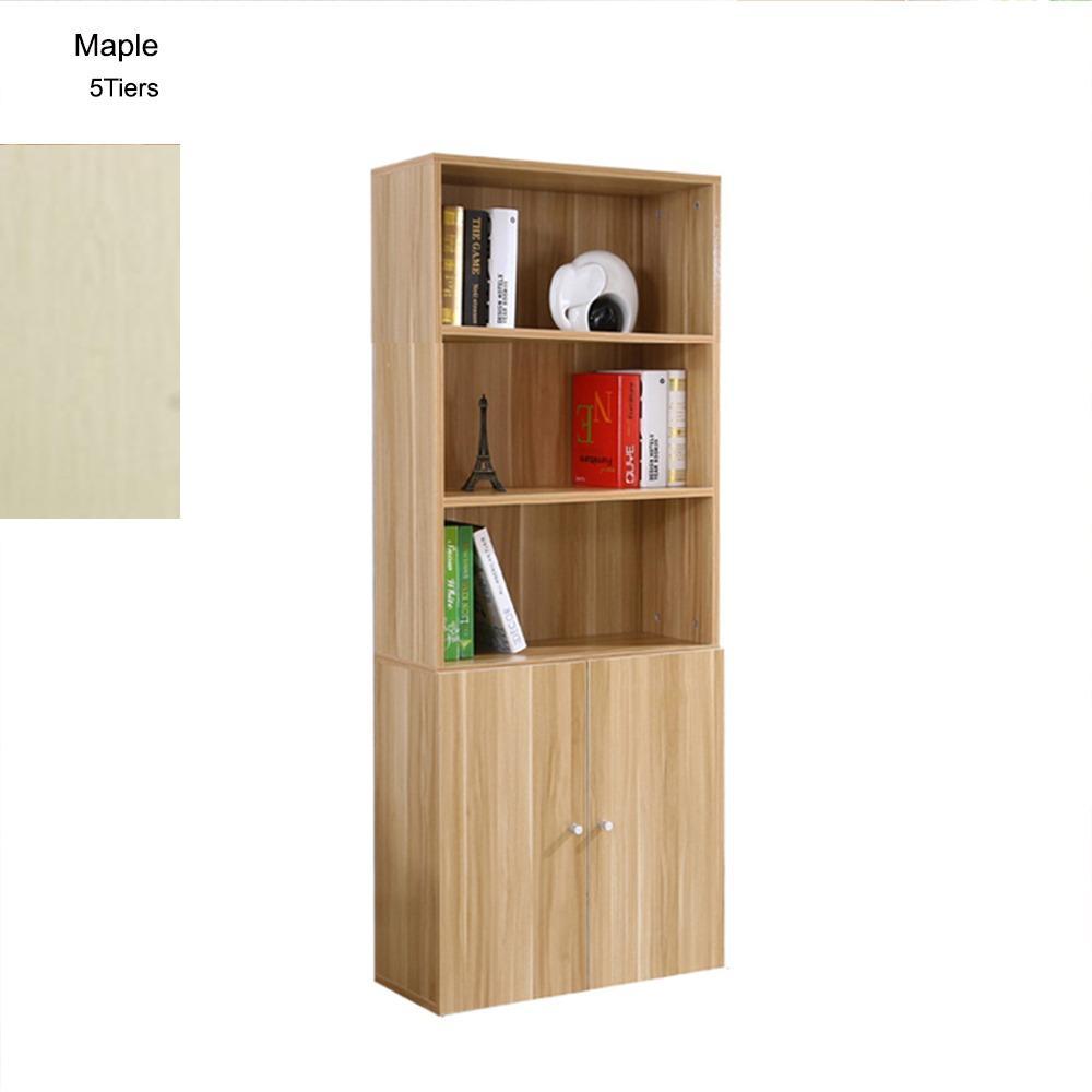 Chandler Cabinet Bookshelves ( FREE INSTALLATION ) (Shelve Storage)