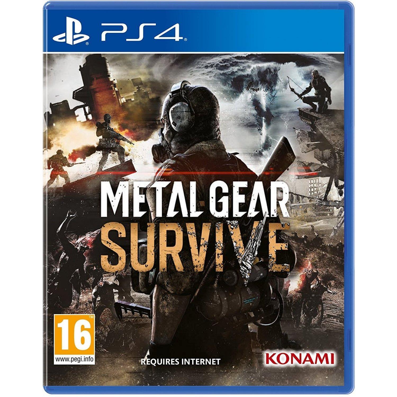 Review Ps4 Metal Gear Survive R2 Konami On Singapore