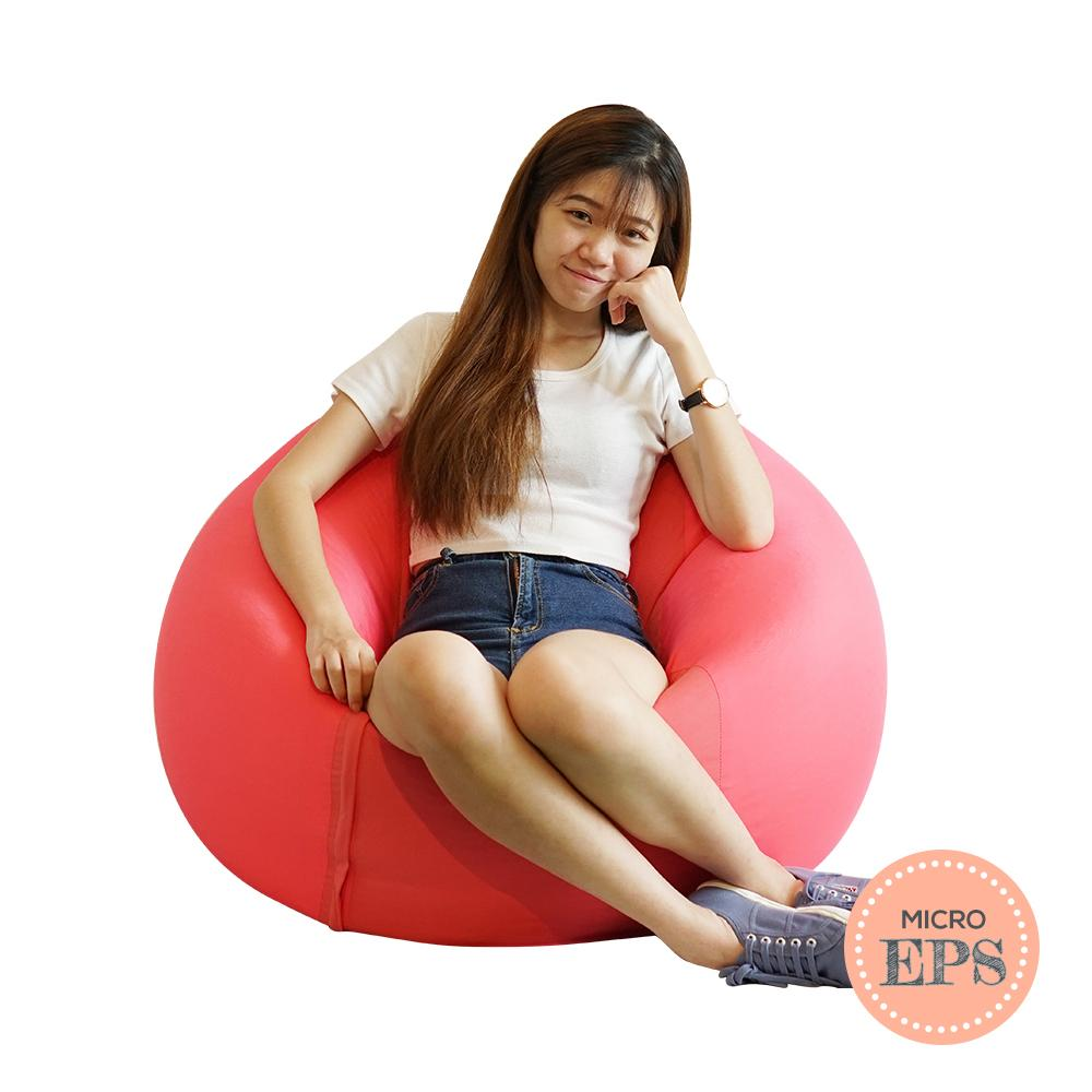 Flexa spandex bean bag by SG Beans (Micro EPS beans filling)