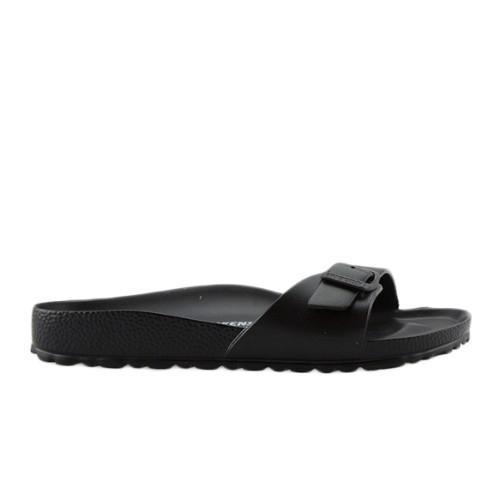 Birkenstock Madrid Eva Unisex Sandals in Black