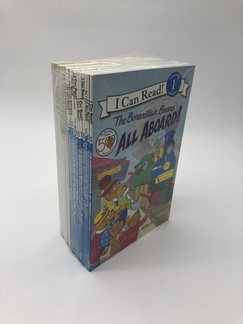 I Can Read - The Berenstain Bears Set