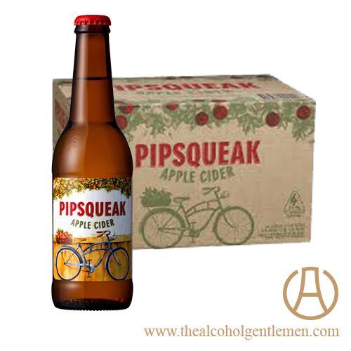 Little Creatures Pipsqueak Apple Cider ( 24 X 330ml) By The Alcohol Gentlemen.
