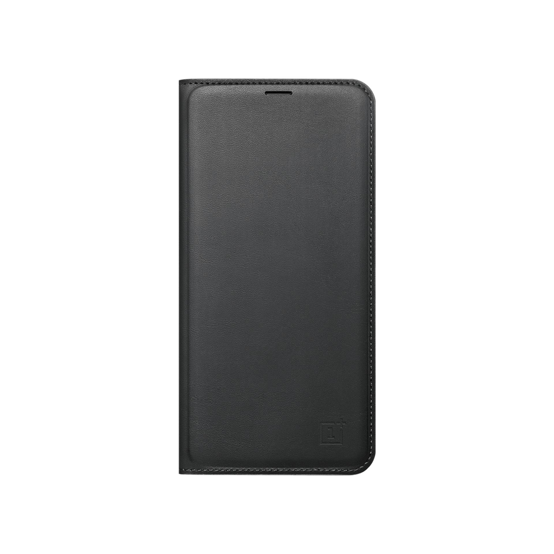 Low Price Oneplus 5T Flip Cover Black