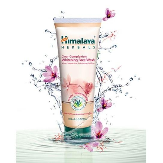 Sale Himalaya Clear Complexion Whitening Face Wash 100Ml Himalaya Herbal Healthcare Wholesaler
