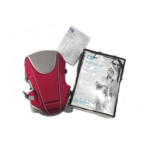 c987a8164da09 Singapore. Mothercare 4 Position Baby Carrier 0M+ (Red)
