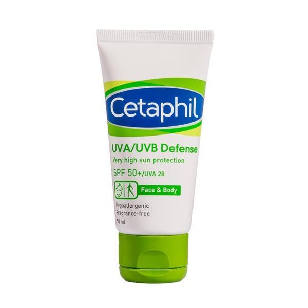 Buy Cetaphil UVA/UVB Defense SPF 50+ Singapore