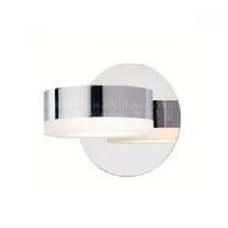 MARKSLOJD 102500 HAVERDAL CHROME  (Single)  WALL LAMP - DELIGHT