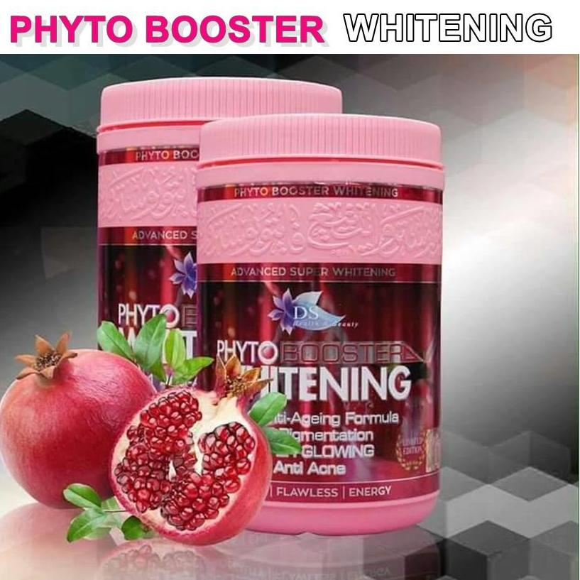 Ds Phyto Booster Whitening Collagen (anti Aging, Anti Pigmentation, Super Glowing, Anti Acne) By The Bro Store.