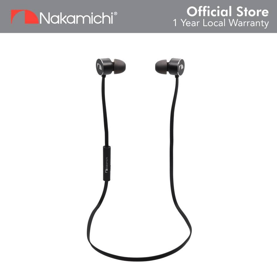 Nakamichi C8 Sports Bluetooth In-Ear Earphones