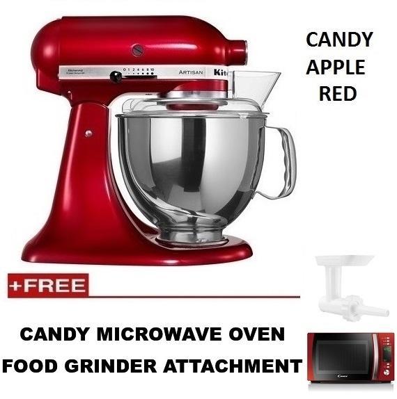 Kitchenaid Ksm150 Stand Mixer With Microwave Oven Fga Cheap