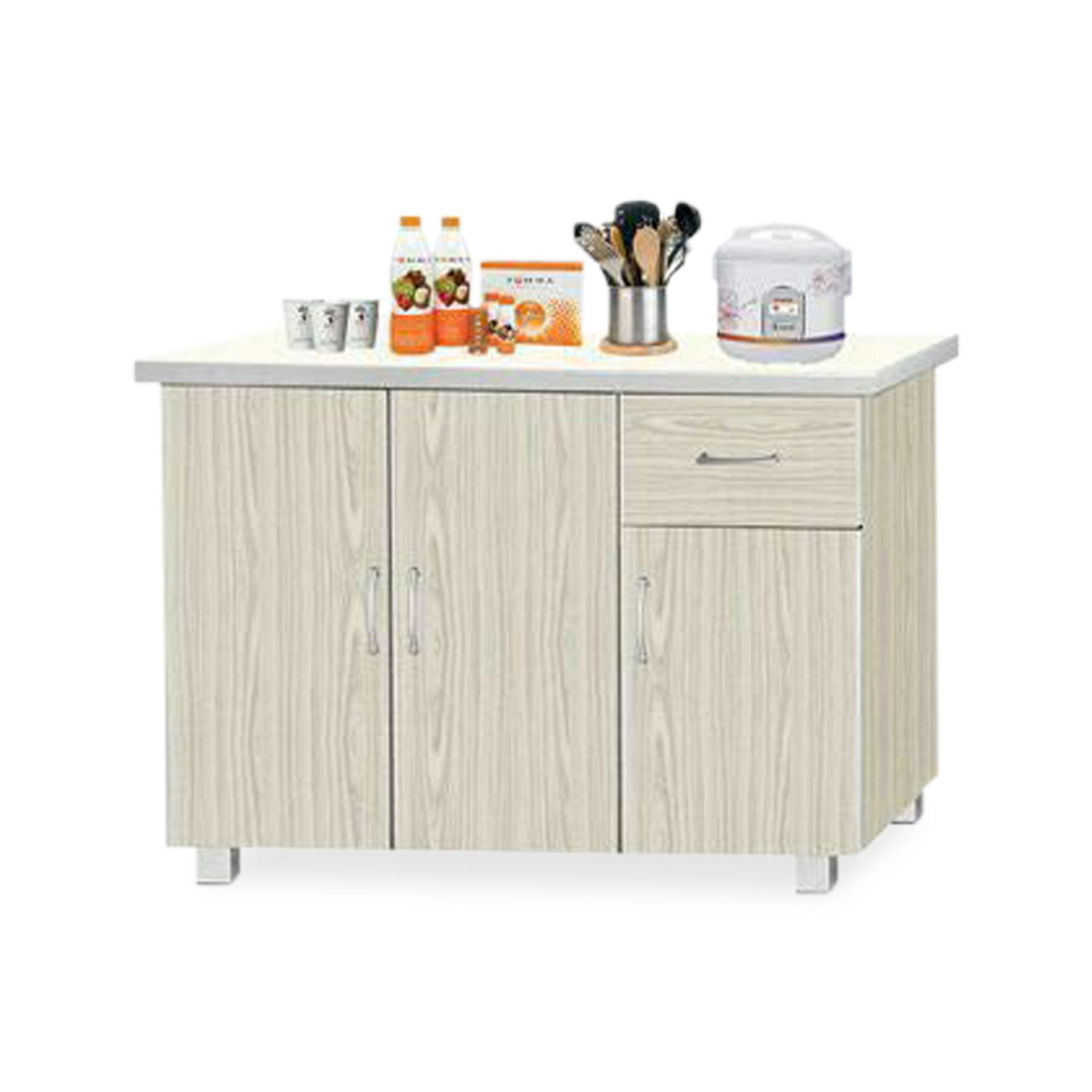 Inge Dining Cabinet (free Delivery)(free Assembly) By Nova Furniture.