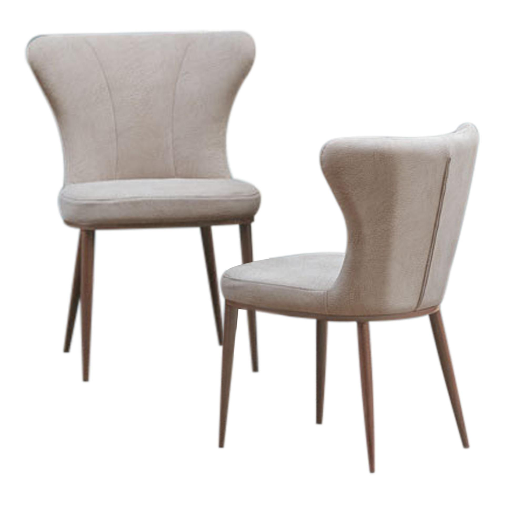 Marine Dining Chairs_Set of 2 (FREE DELIVERY)(FREE ASSEMBLY)