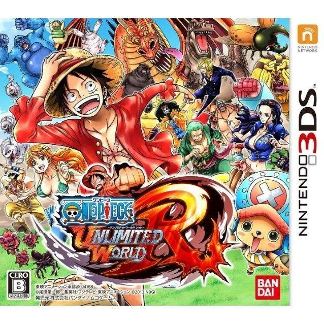 Sales Price 3Ds One Piece Unlimited World Jap