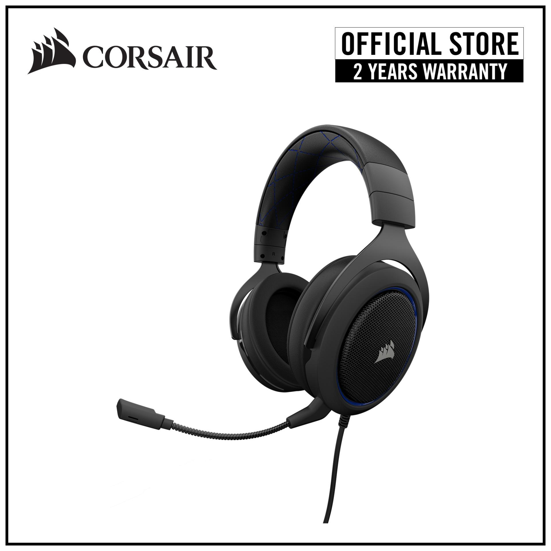[Delivery from 3rd April] CORSAIR Gaming HS50 Stereo Gaming Headset