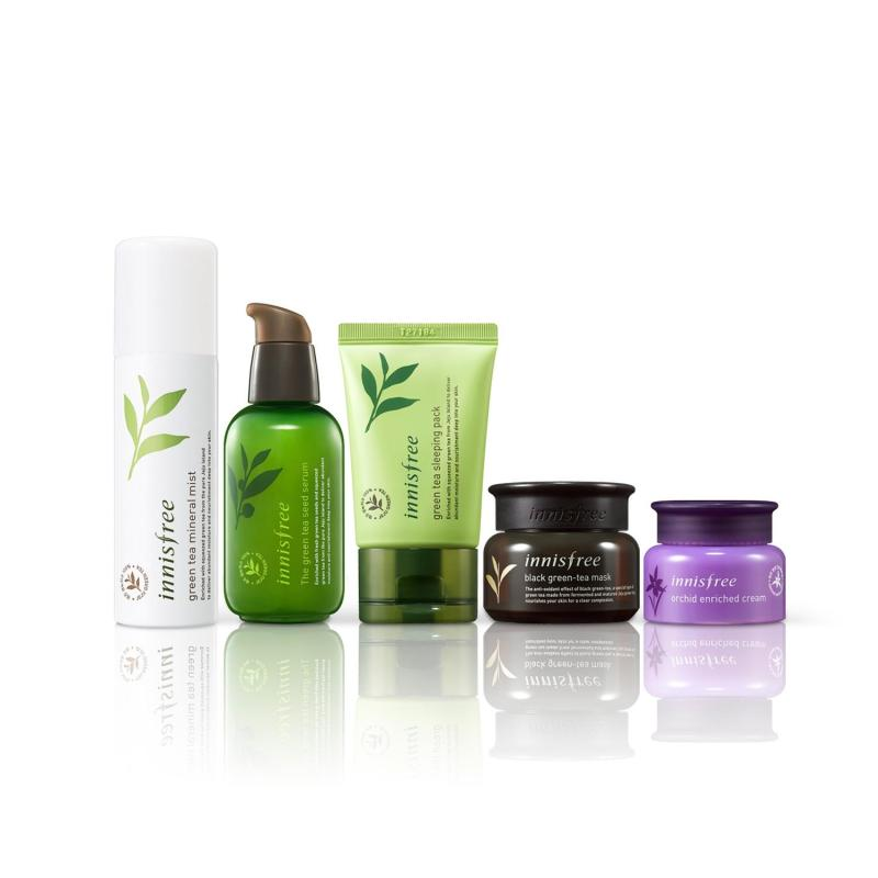 Buy innisfree Best Seller Skincare Collection Singapore
