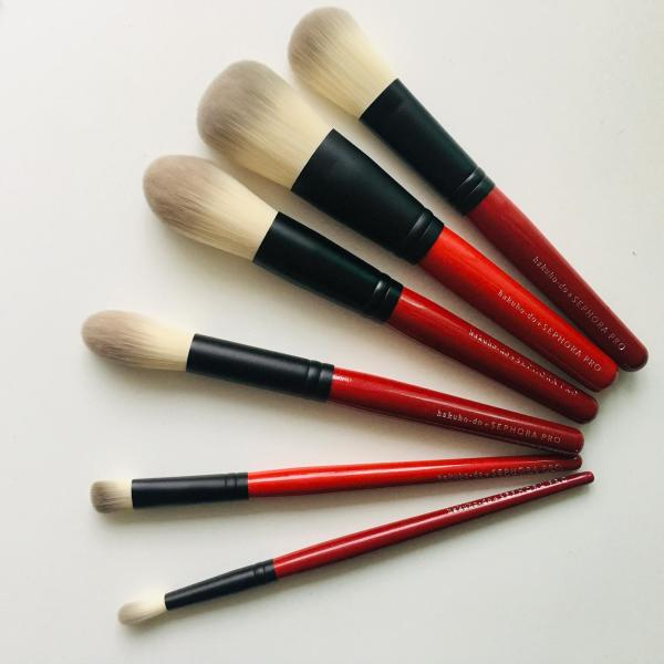 Buy Hakuhodo + Sephora Pro Kanpeki Perfection Brush Set Singapore