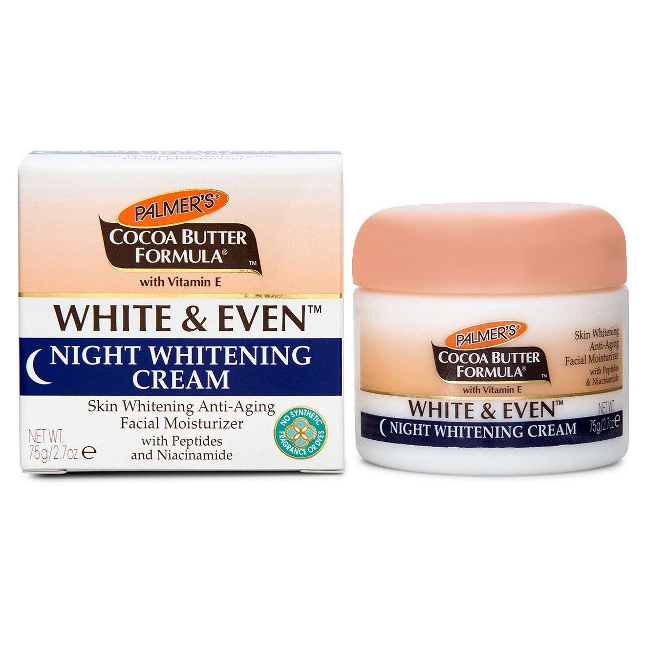 How Do I Get Palmer S Cocoa Butter White Even Night Whitening Cream 75G Buy 1 Get 1 Free