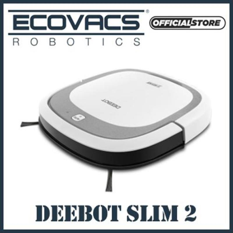 ECOVACS DEEBOT SLIM2 ROBOT VACUUM CLEANER WITH APP CONTROL FUNCTION Singapore