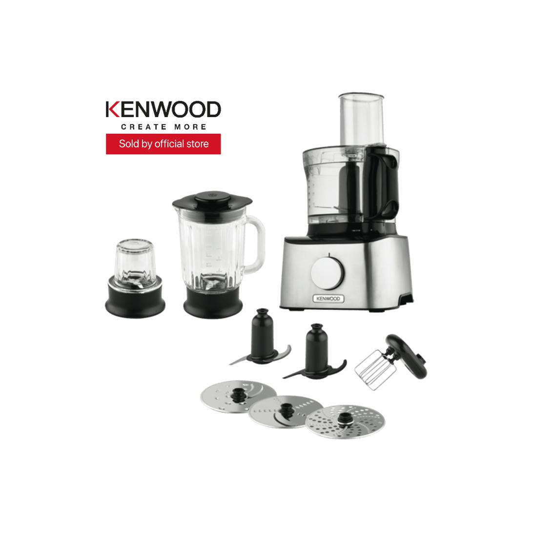 Shop For Kenwood Fdm302Ss Multipro Compact Food Processor 800W