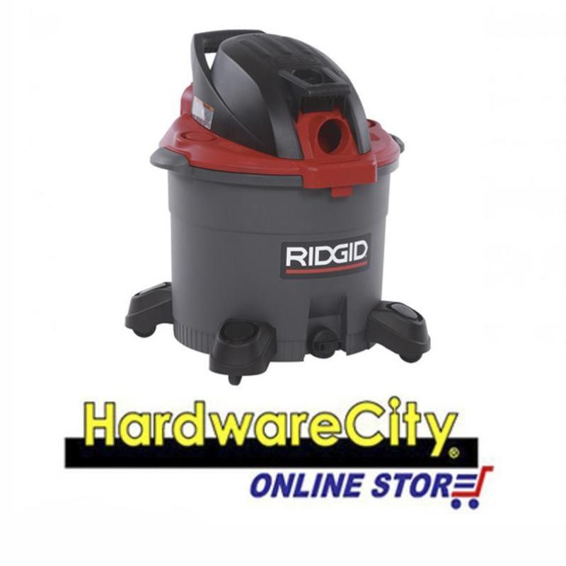 RIDGID WD1255ND Wet/Dry Vac Singapore
