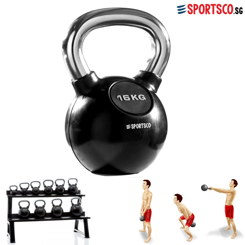 5 Rank Kettlebell Best Seller