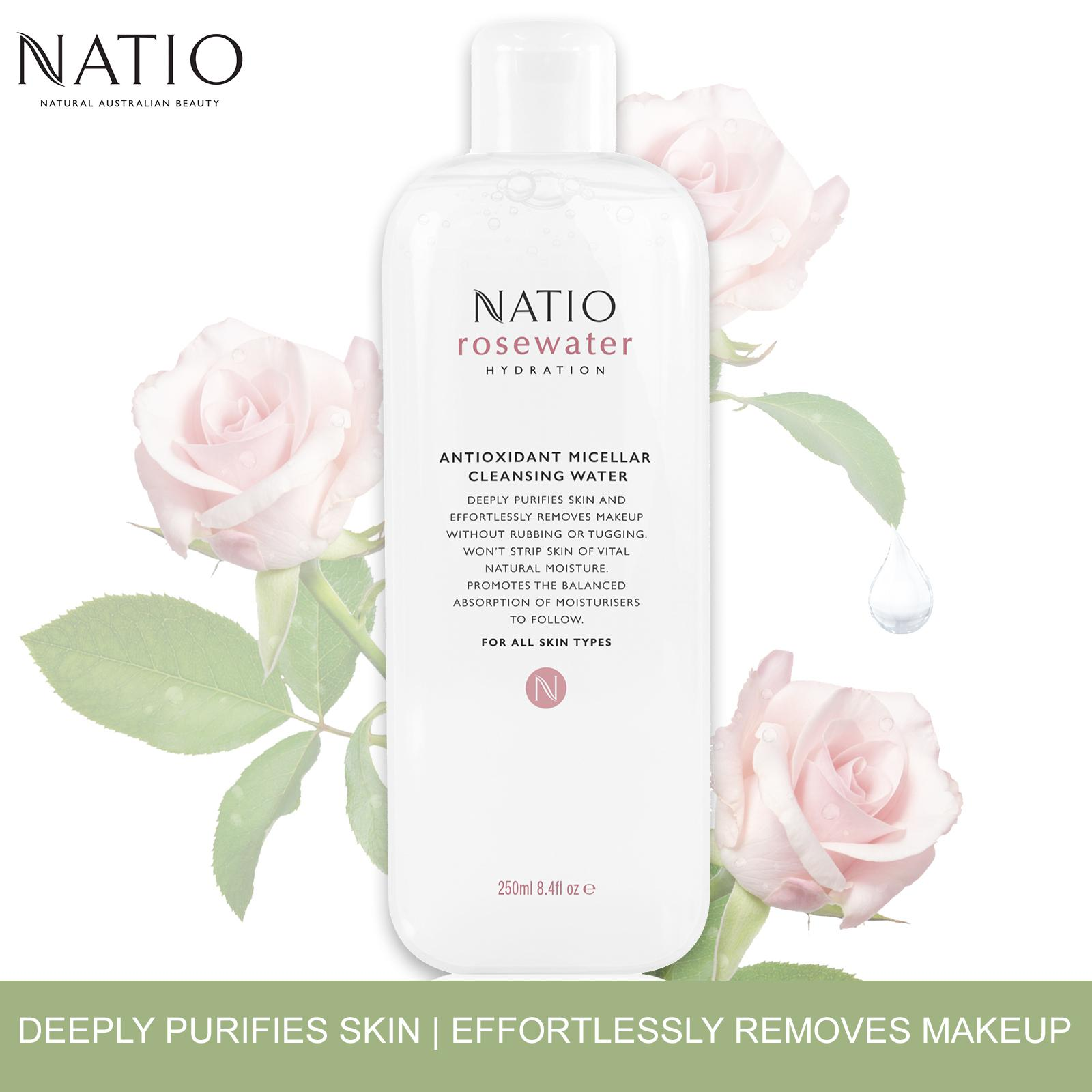 Skin Care Buy At Best Price In Singapore Pureheals Propolis Cleansing Milk 100ml Natio Rosewater Hydration Antioxidant Micellar Water
