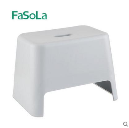 Japan Simple Plastic Stool Children Bench can deng Stool Footstool Bathroom Anti-slip Stool Wash Your Hands Stool