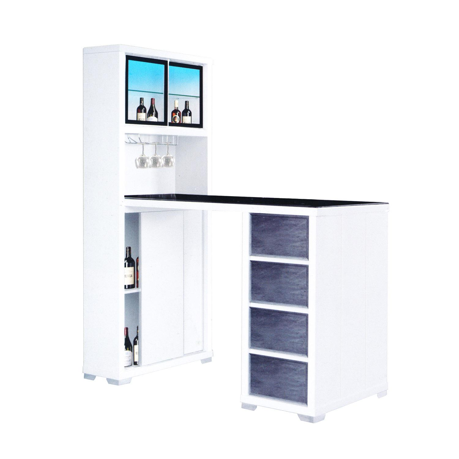LIVING MALL_Fane 1 Bar Counter_FREE DELIVERY