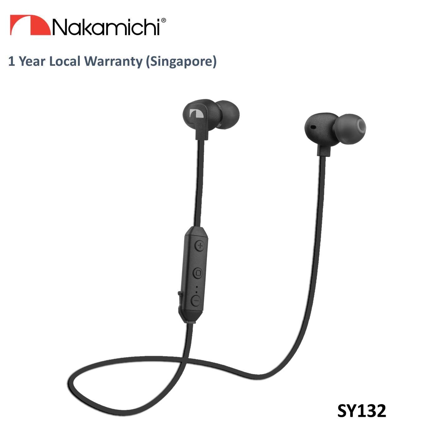 Top Rated Nakamichi In Ear Bluetooth Earphone Limited Stocks Online Exclusive