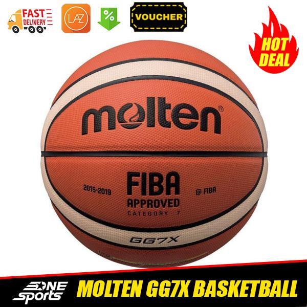 Molten Fiba Approved Gg7x Competition Premium Leather 2015-2019 Basketball By One Sports.
