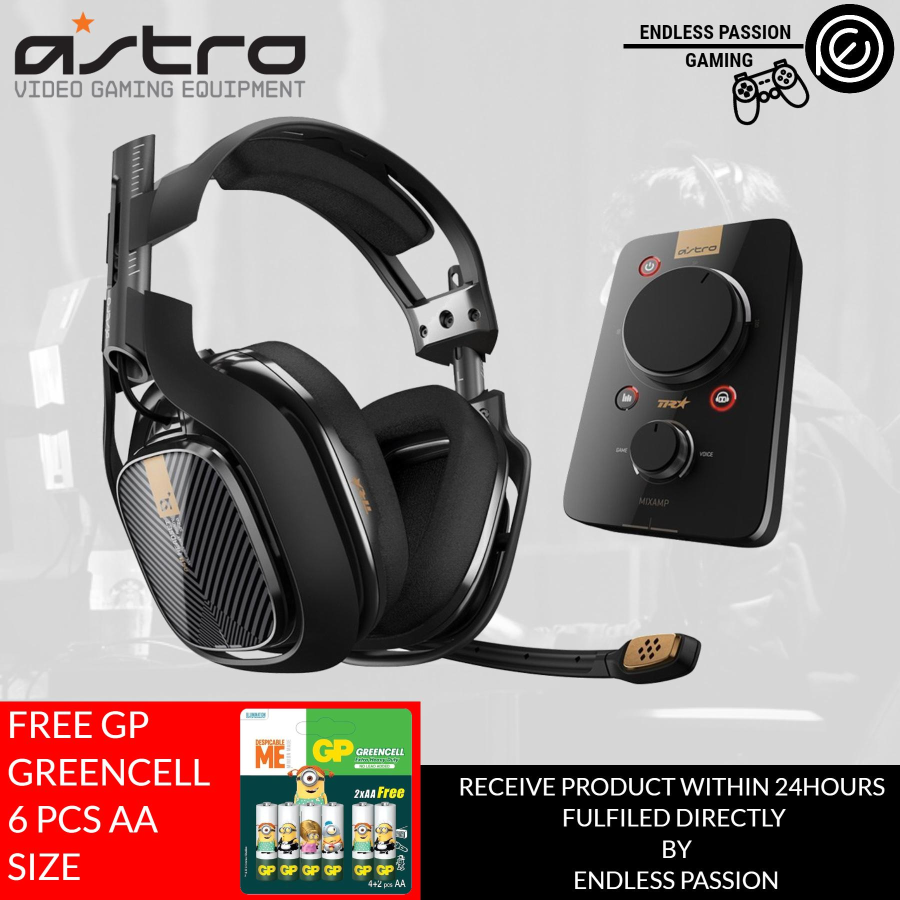 f289ceaa20b ASTRO Gaming A40 TR Headset + MixAmp Pro TR FOR PC, MAC Also compatible with