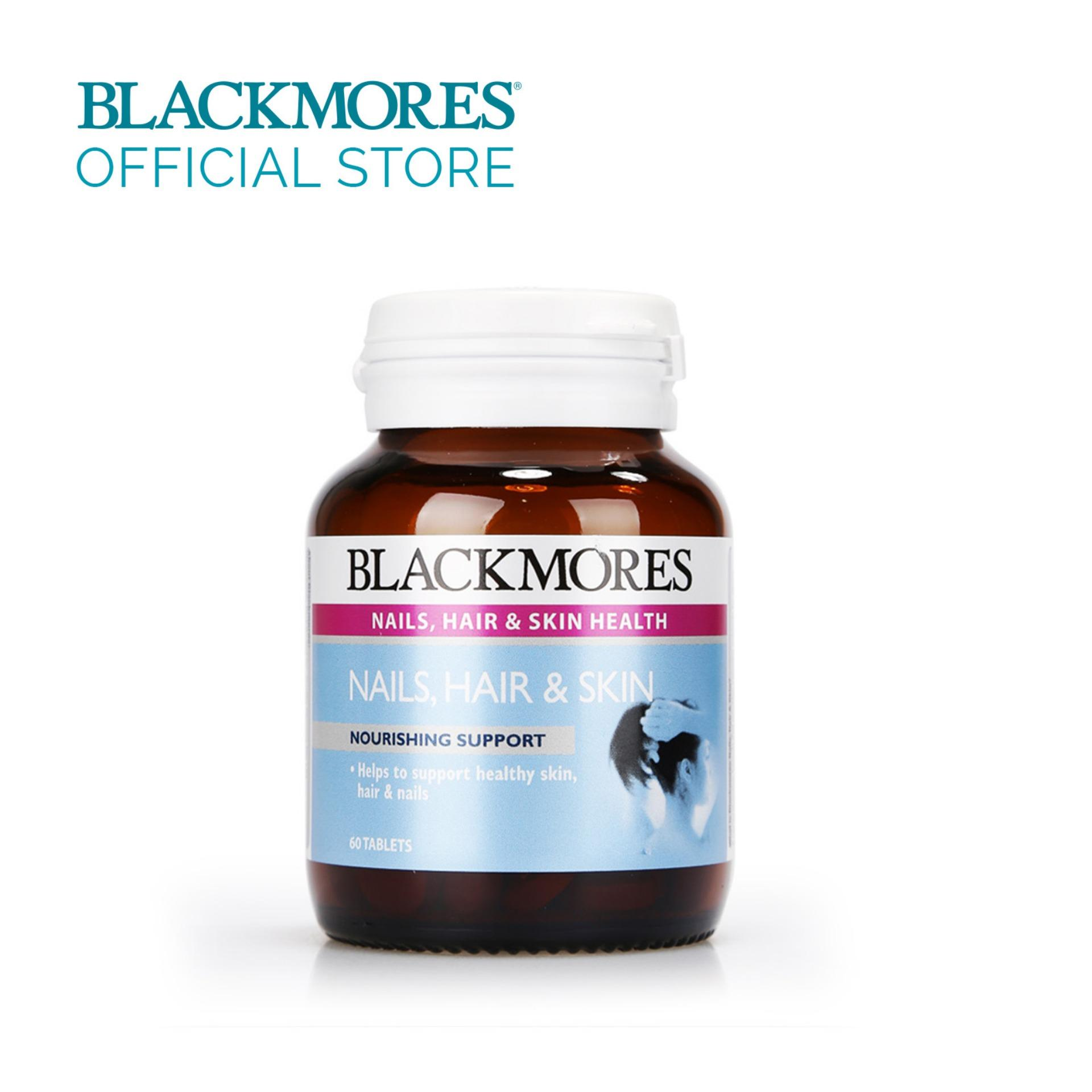 Blackmores Nails,hair & Skin 60tabs By Blackmores Official Store.