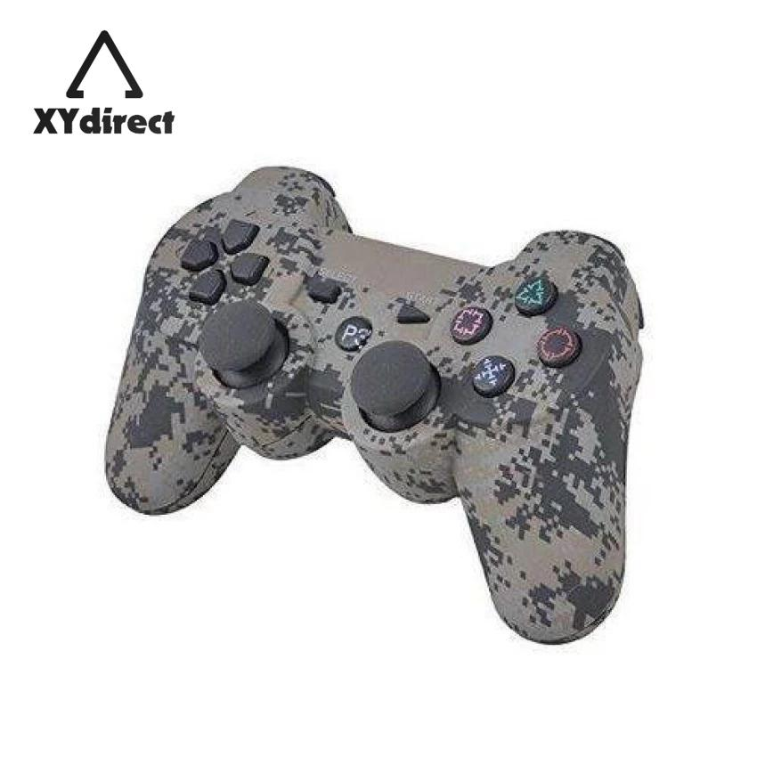 Camouflage Camo Wireless Game Controller Bluetooth Gamepad For Ps3 Controller Dualshock 3 Joystick Console Discount Code