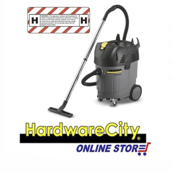 KARCHER Safety Vacuum System NT 45/1 Tact Te H [NT 45/1 Tact Te H] Singapore