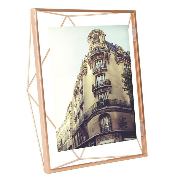 Umbra Prisma Photo Frame 8x10 - Copper