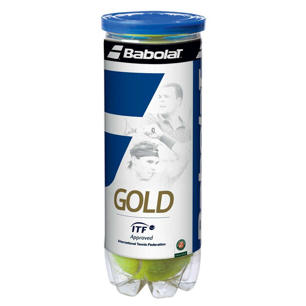 Babolat Gold Tennis Ball By Sgstringers.