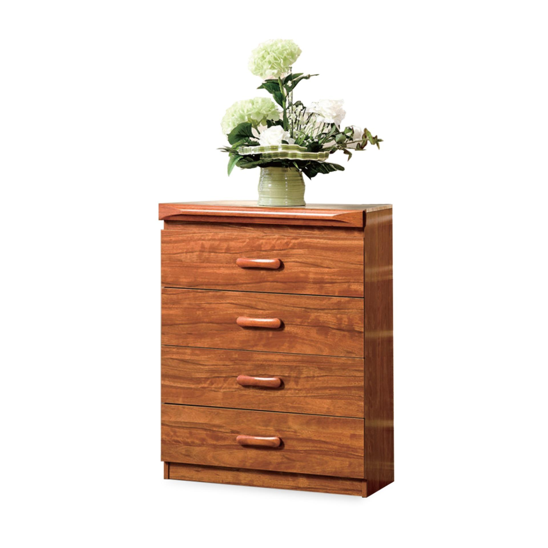 82e51bab4363 Modeste Chest Of 4 Drawers With Flip-Up Mirror (FREE DELIVERY)(FREE